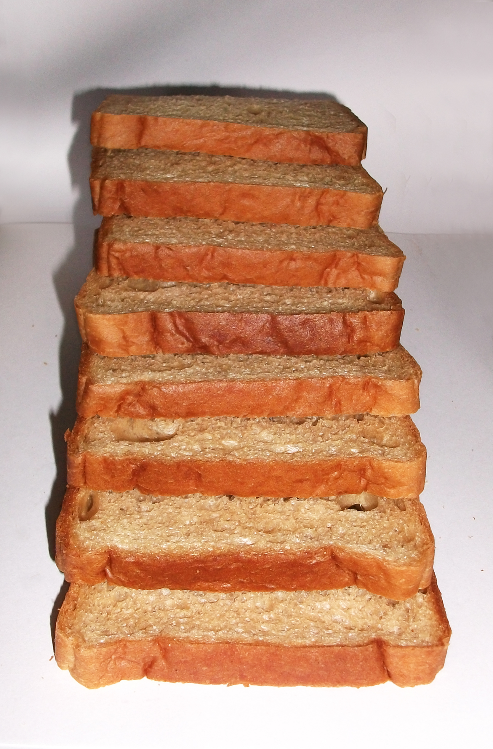 """Brown Bread Staircase"""