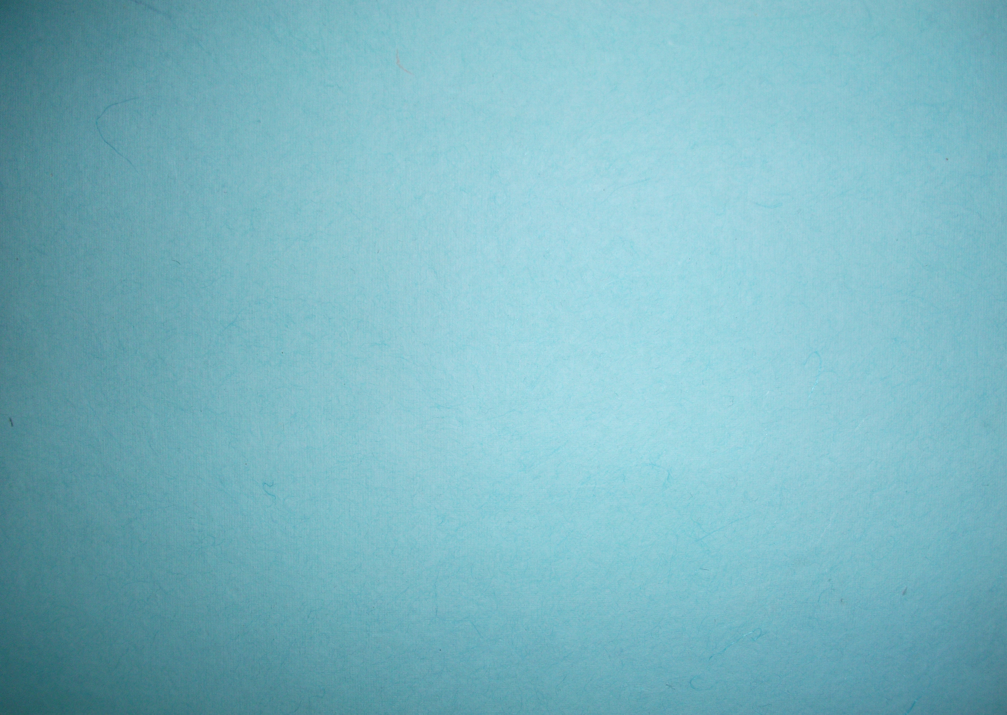 """Turquoise Blue Handmade Paper"""