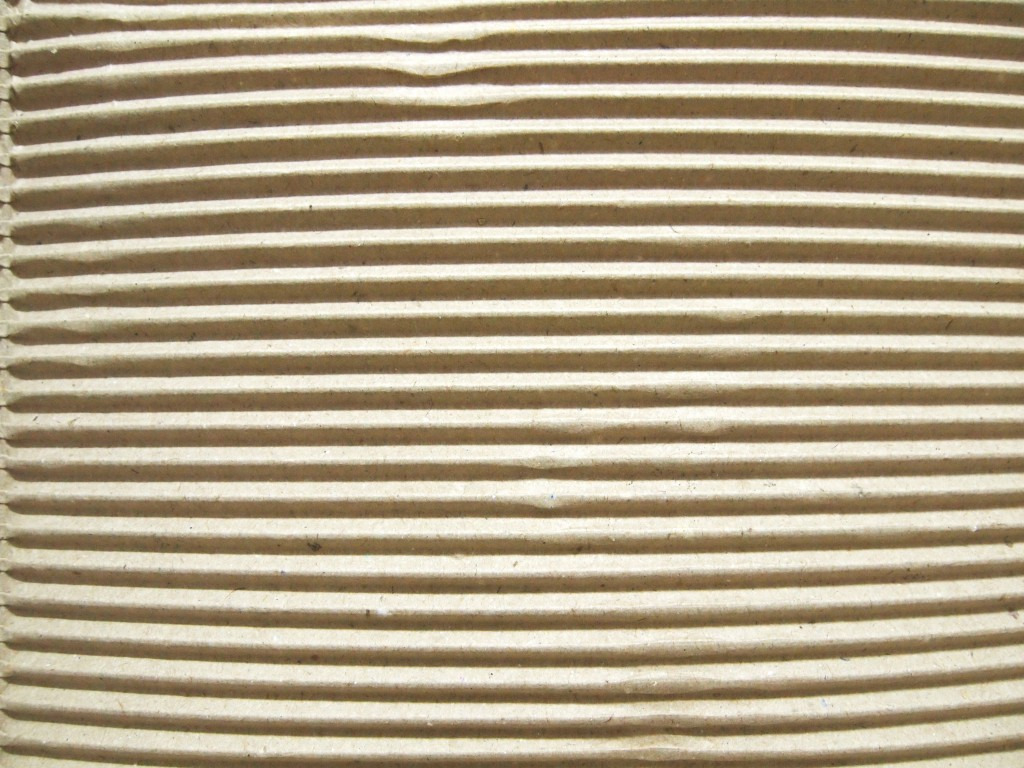 """Corrugated Cardboard Texture 1"""
