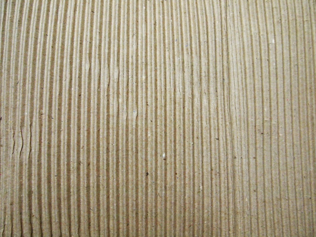 """Corrugated Cardboard Texture 2"""