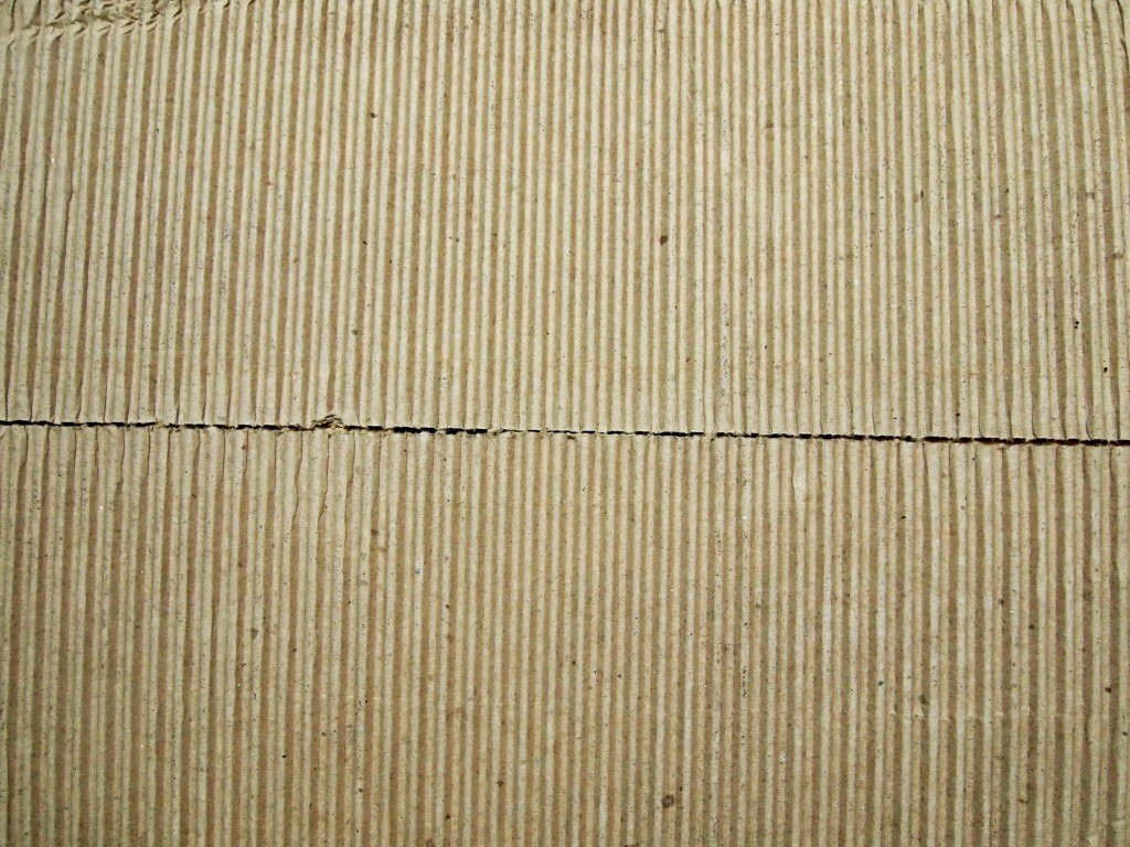"""Corrugated Cardboard Texture 8"""