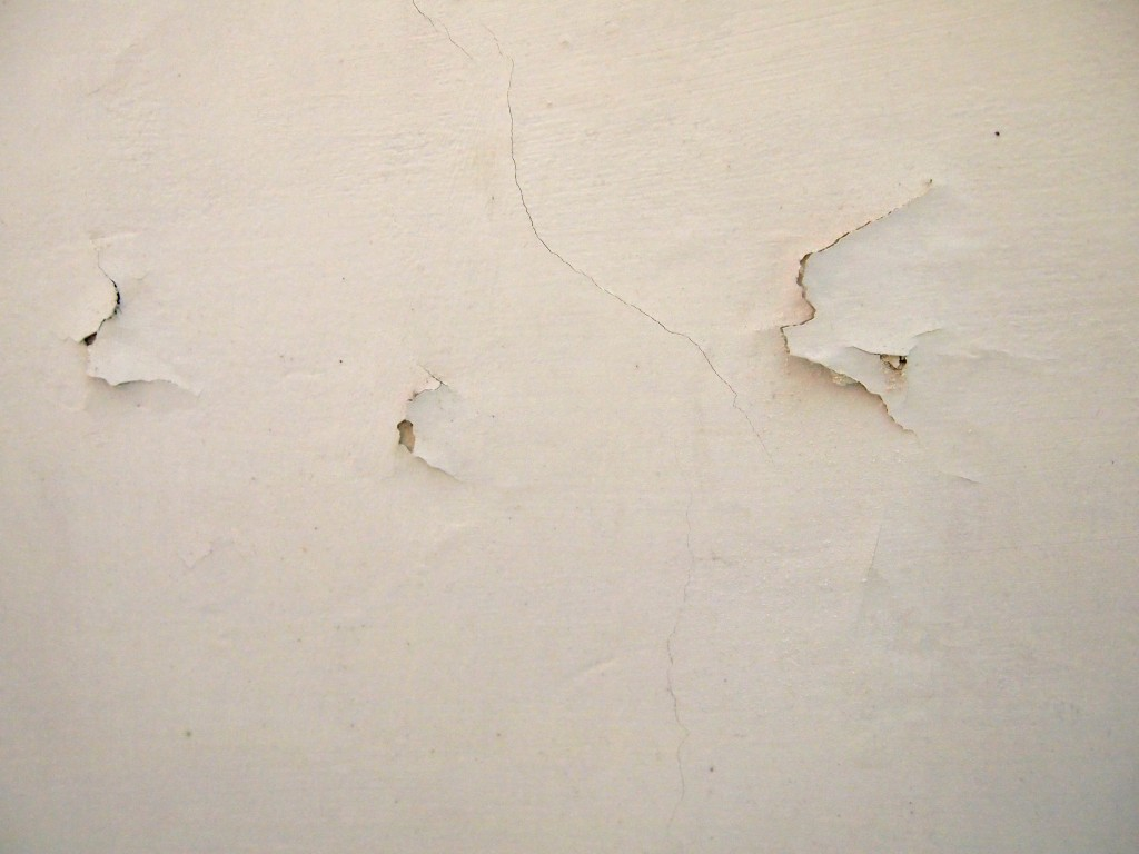 """""""Chipped Wall Paint 8"""""""