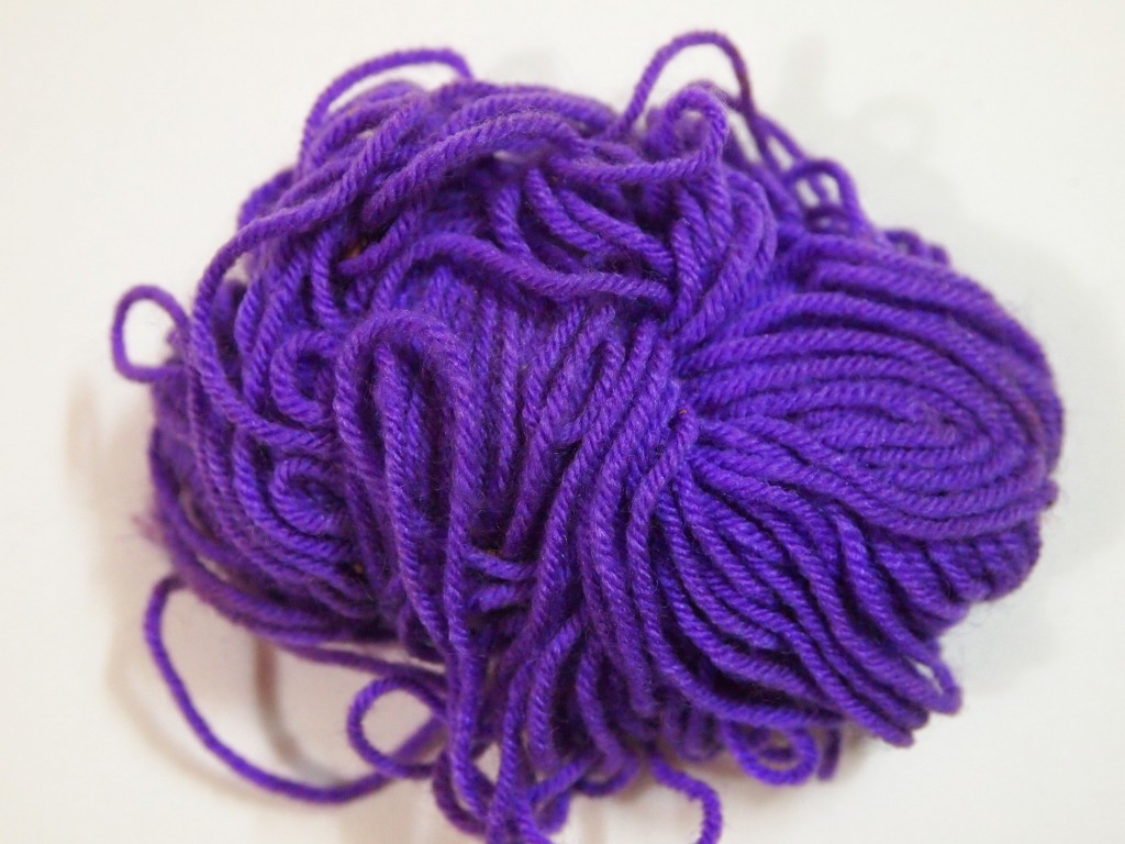 """Purple Wool Texture"""