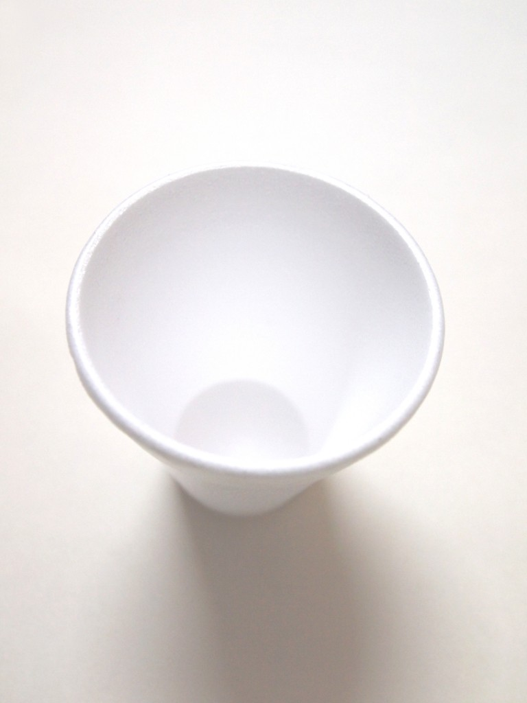 """Styrofoam Disposable Cups 5"""