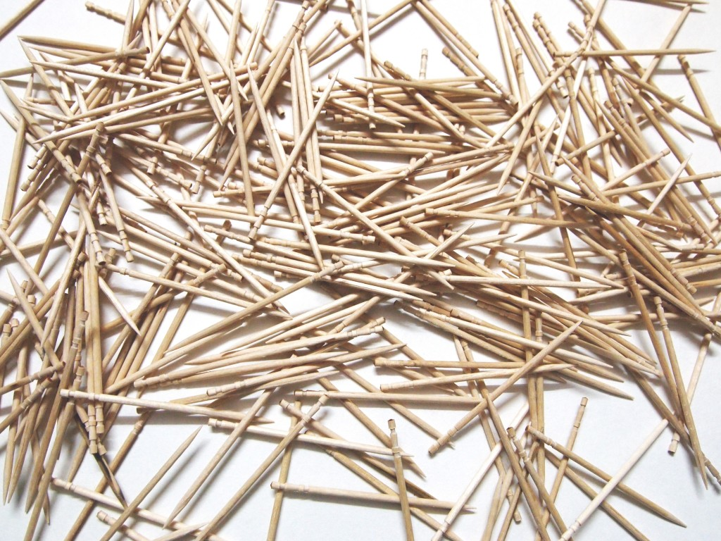"""Wooden Toothpicks Texture 1"""