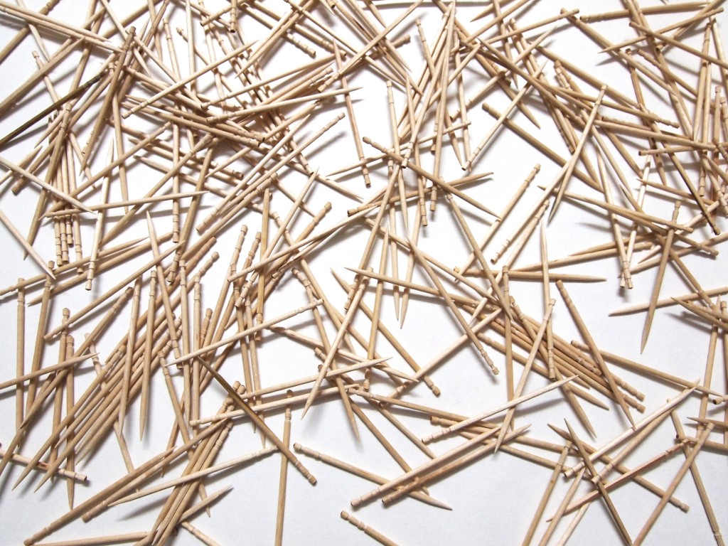 """Wooden Toothpicks Texture 2"""