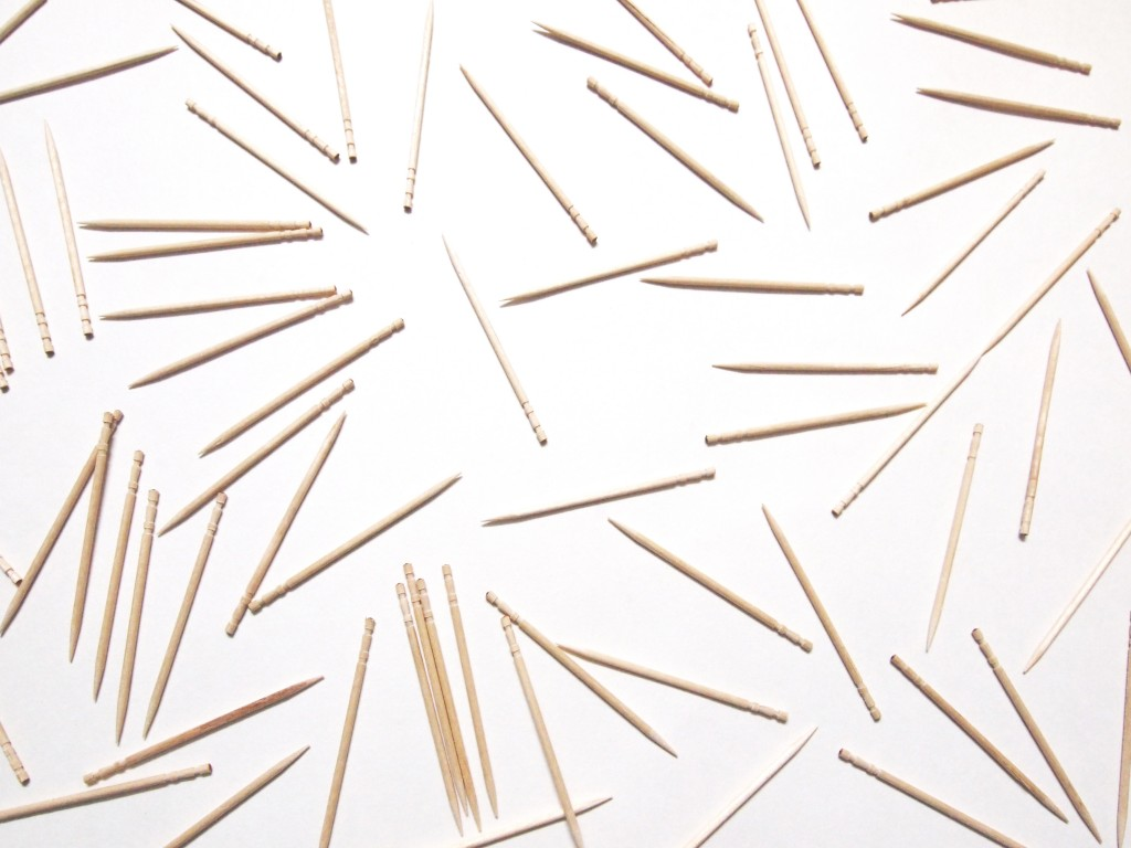 """Wooden Toothpicks Texture 6"""