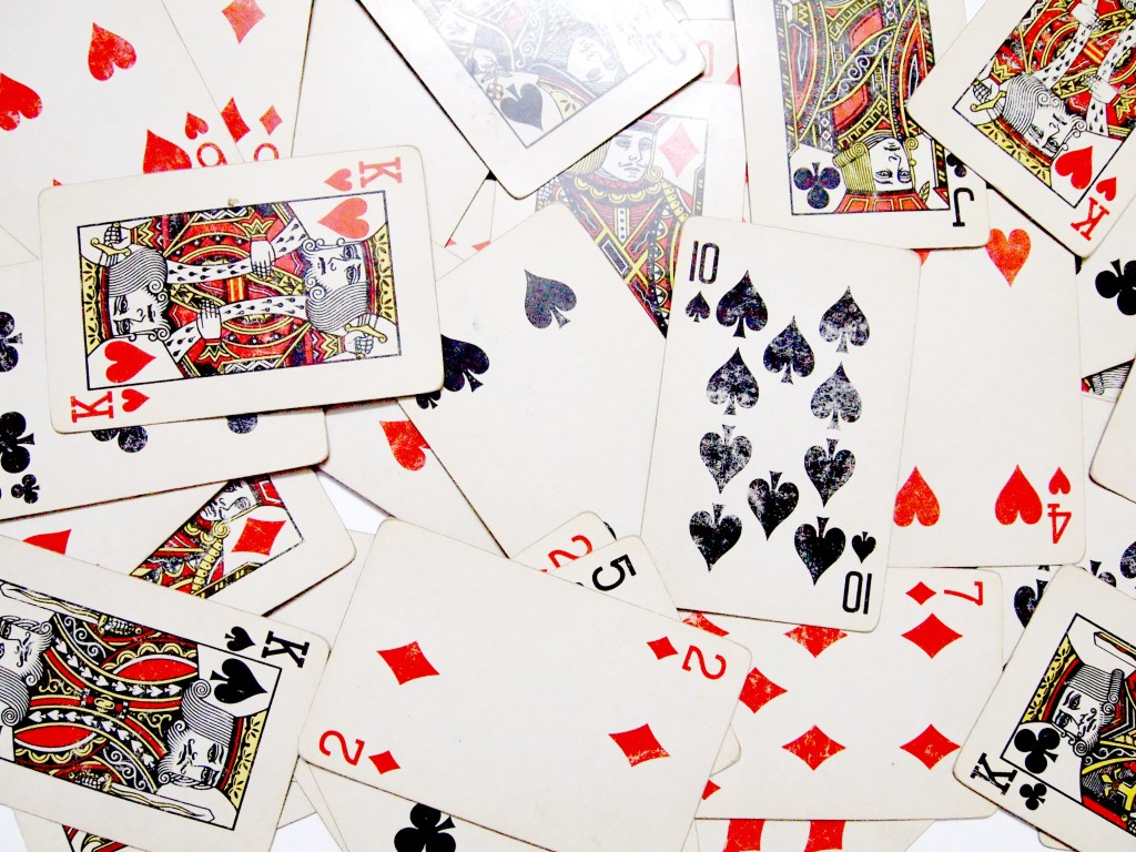 """Old Playing Cards Textures 6"""