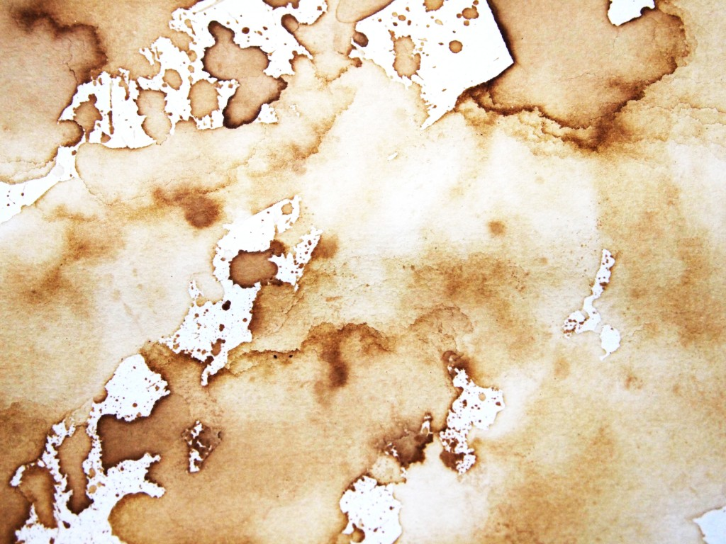 """Spilled Coffee Texture 10"""